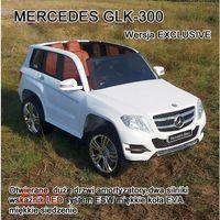 Mercedes glk 300 2x45w, miękkie koła skóra fotel pilot 2.4 ghz /glk300 marki Super-toys
