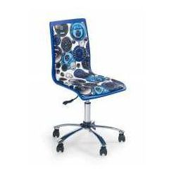 Fotel Fun 8 biało-niebieski - ZADZWOŃ I ZŁAP RABAT DO -10%! TELEFON: 601-892-200, HM F Fun 8