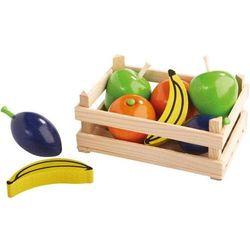 Skrzynka z owocami marki Haba
