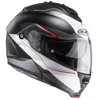 KASK HJC IS-MAX II MAGMA BLACK/WHITE/RED