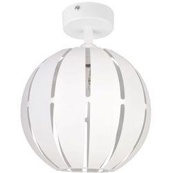 Globus prosty 1 plafon m biały 31309 marki Sigma