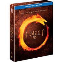Hobbit: Filmowa Trylogia (3D 12BD)