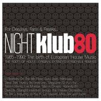 4ever music Różni wykonawcy - night klub 80