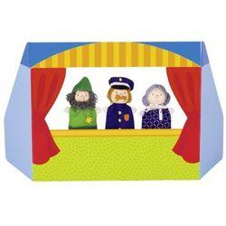 Kukiełki do zabaw w teatr - zabawki dla dzieci od producenta Goki