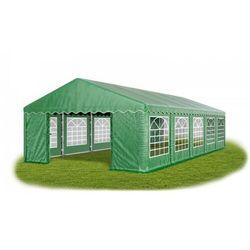 5x10x2m, m, solidny namiot bankietowy, imprezowy, ogrodowy, konstrukcja winter/pe - 50m2 marki Das company