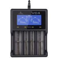 ładowarka do akumulatorów cylindrycznych Li-ion i NiMH Xtar VC4 - produkt z kategorii- Ładowarki do akumula