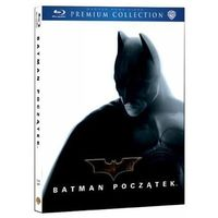 Batman: Początek (Blu-Ray), Premium Collection - Christopher Nolan (7321996115213)