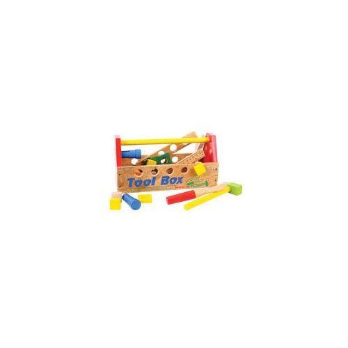 Skrzynka z narzędziami (skrzynka narzędziowa zabawka)