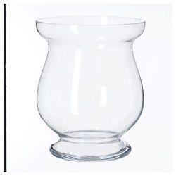 Dekoria Wazon szklany Peony 30cm, 30cm
