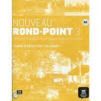 Nouveau Rond-Point 3 B2. Podręcznik + CD (9788484439868)
