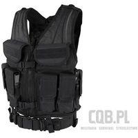Kamizelka taktyczna Condor Elite Tactical Vest Czarna ETV-002