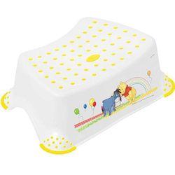 KIDS Winnie the Pooh biały Podest dziecięcy | DARMOWA DOSTAWA OD 200 ZŁ - sprawdź w wybranym sklepie