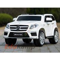 Import super-toys Mercedes gl63 amg pilot 2.4 ghz koła eva dwa silniki, otwiera drzwi mocny/ls-628