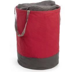 Kosz na pranie Umbra Crunch red, 088240-909-M-X