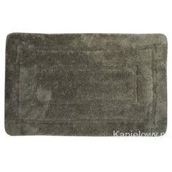 Dywanik łazienkowy 50x80cm akryl, ciemny szary KP02S, KP02S