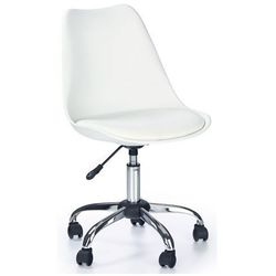 Fotel młodzieżowy Dafi - biały, V-CH-COCO-FOT-BIAŁY