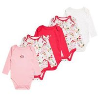 mothercare GIRLS AUTUMN MOUSE 5 PACK Body red, MC218