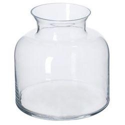 Dekoria Wazon szklany Daily 19cm, 19 cm