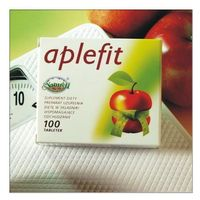 Aplefit - Ocet jabłkowy 100 tabl.