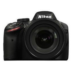 Nikon D3200 [przekątna ekranu LCD 3