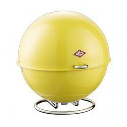 Wesco Superball chlebak/pojemnik żółty 26 cm