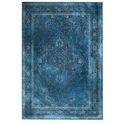 :: dywan rugged 170x240cm - morski - niebieski marki Dutchbone