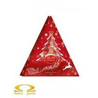 Lindt  lindor milk xmas tree choinka 125g