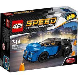 75878 BUGATTI CHIRON KLOCKI LEGO SPEED CHAMPIONS