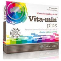 Olimp Vita-min plus z luteiną i zieloną herbatą 30 kaps. (kapsułki)