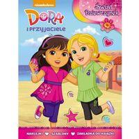 Dora i przyjaciele Świat dziewczynek (9788325324483)