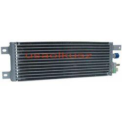 Skraplacz klimatyzacji - dodatkowy Chrysler Voyager Dodge Caravan 2001-2007, towar z kategorii: Skraplacze kli
