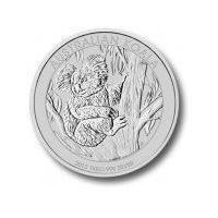 1 kilo Srebrna Koala - Srebrna Moneta (Silver Koala)