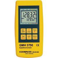 Termometr przemysłowy Greisinger GMH 3750, do czujników Pt100 (4016138845129)