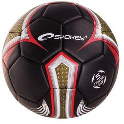 Piłka nożna SPOKEY Velocity Spear Czarno-Złoty (rozmiar 5)