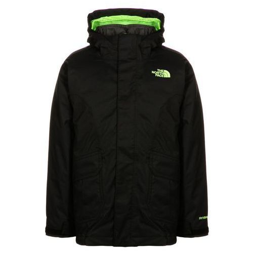 The North Face BOUNDARY TRICLIMATE 3IN1 Kurtka narciarska black od Zalando.pl