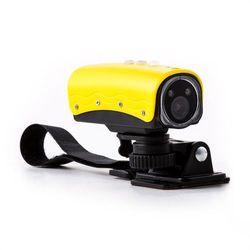 Kamera sportowa oneConcept Stealthcam 2G Full HD żółta z kategorii Kamery sportowe