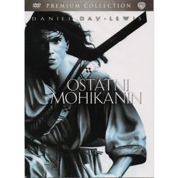 Galapagos films Ostatni mohikanin (dvd) premium collection  7321910126196