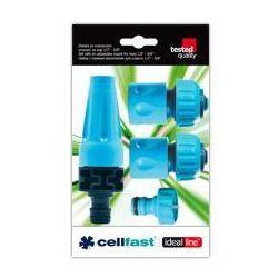 Zestaw ze zraszaczem prostym 3/4 (50-505) marki Cellfast