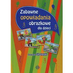 Zabawne opowiadania obrazkowe dla dzieci, książka w oprawie twardej