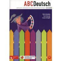 ABC Deutsch 1 Podręcznik z ćwiczeniami +CD, Wydawnictwo Szkolne PWN