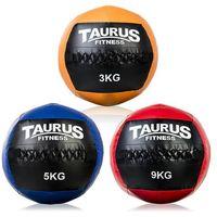 Piłka lekarska Wall Ball Taurus 5 kg (4251294104479)