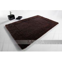 Dywanik łazienkowy Brązowy z kategorii dywaniki łazienkowe