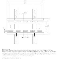 Uchwyt Hama LCD/LED, VESA 200X200 FIX L - sprawdź w wybranym sklepie