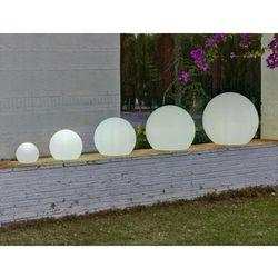 Sofa.pl New garden lampa ogrodowa buly 40 biała - led