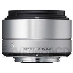 Sigma 30 mm f/2,8 DN A (srebrny) - produkt w magazynie - szybka wysyłka! - produkt z kategorii- Obiektywy fot
