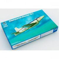 Supermarine Attacker FB.2 - produkt z kategorii- Pozostałe modele do sklejania