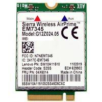 Lenovo ThinkPad EM7345 4G LTE Mobile Broadband 4XC0F46957 - modem WWAN LTE