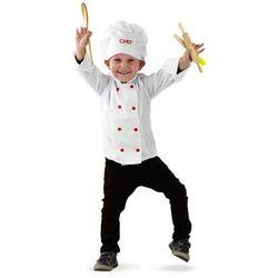 Kucharz - przebranie karnawałowe dla chłopca - rozmiar M z kategorii zabawki AGD