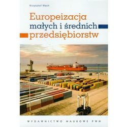 Europeizacja małych i średnich przedsiębiorstw, książka w oprawie miękkej