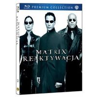 Matrix reaktywacja (Blu-Ray), Premium Collection - Andy Wachowski, Larry Wachowski (7321996115282)